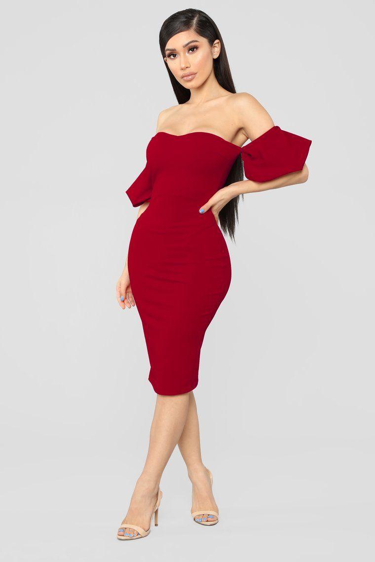 Let S Go Out Off Shoulder Dress Red Red Off Shoulder Dress Off Shoulder Dress Red Dress