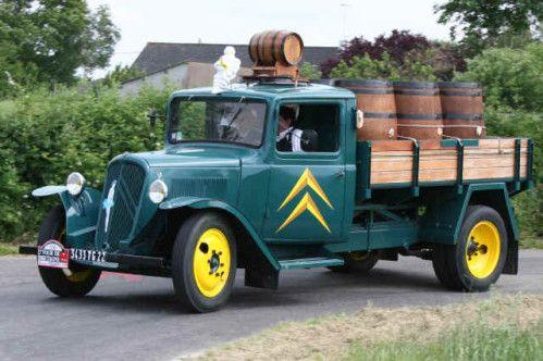 les vieux de la vieille citro n type 23 ou berliet de le blog du lignard trucks. Black Bedroom Furniture Sets. Home Design Ideas