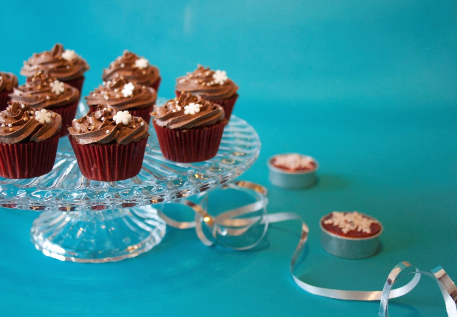 Painted By Cakes: Kuppikakut - Cupcakes