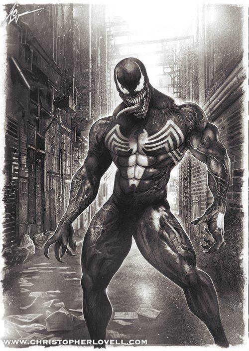Christopher Lovell – 31 фотография | Venom comics, Marvel ...