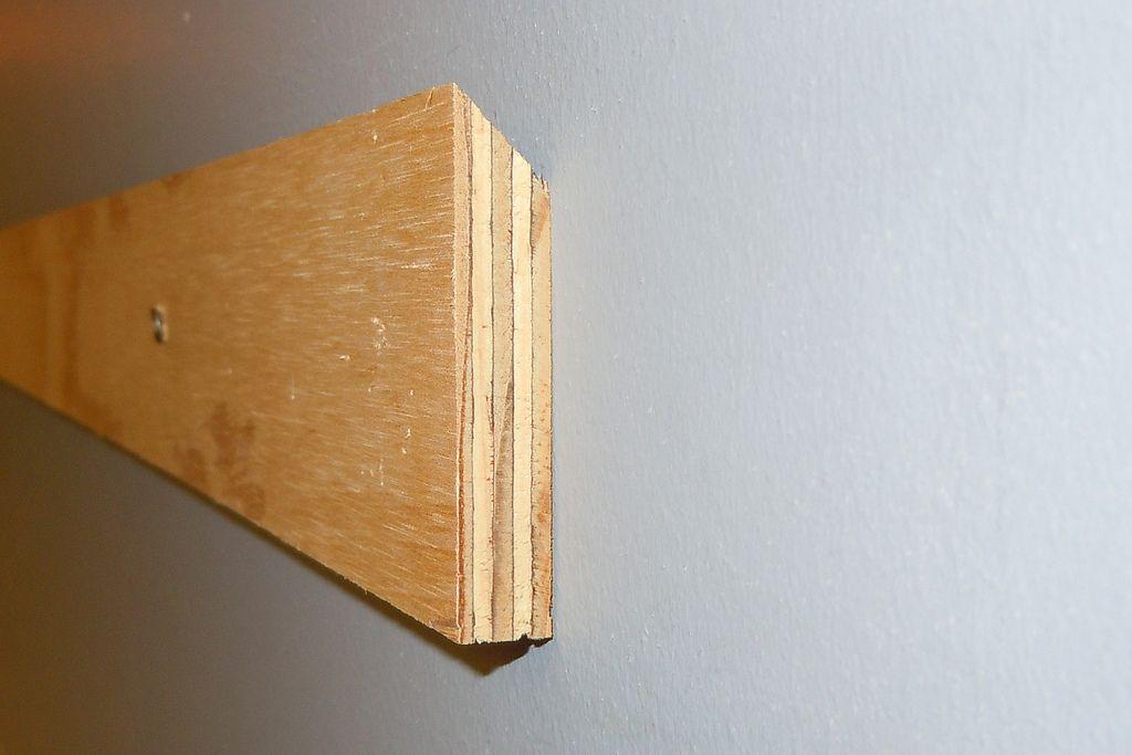 DIY: French Linen {Like} Headboard | Headboard, French cleat