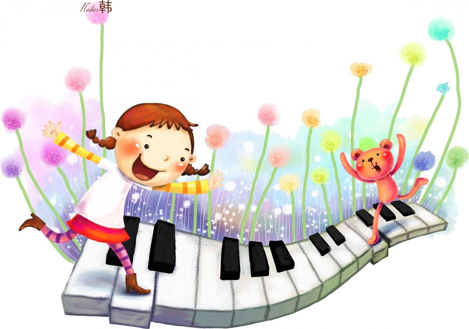 Картинки о музыке дошкольниками