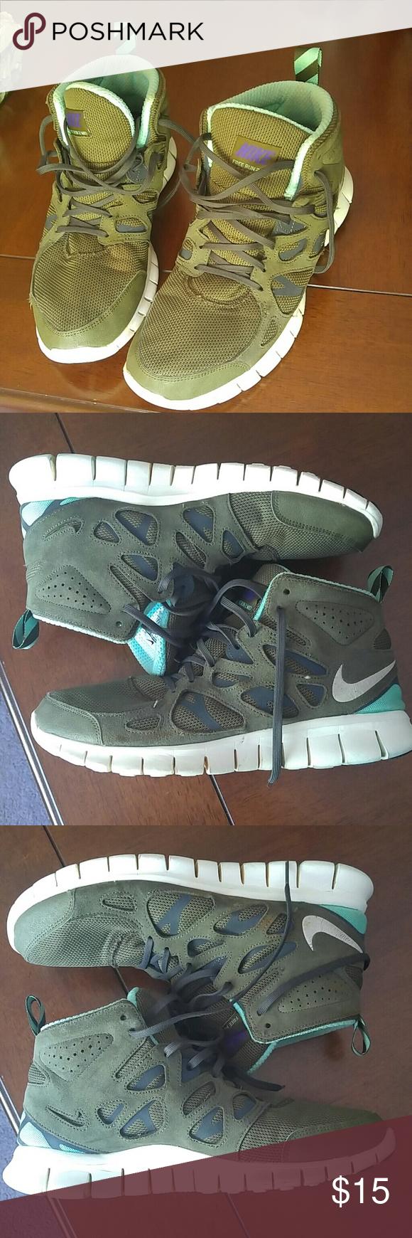 Nike Free Run 2 SneakerBoot,Nike Lunar LDV SneakerBoot,and