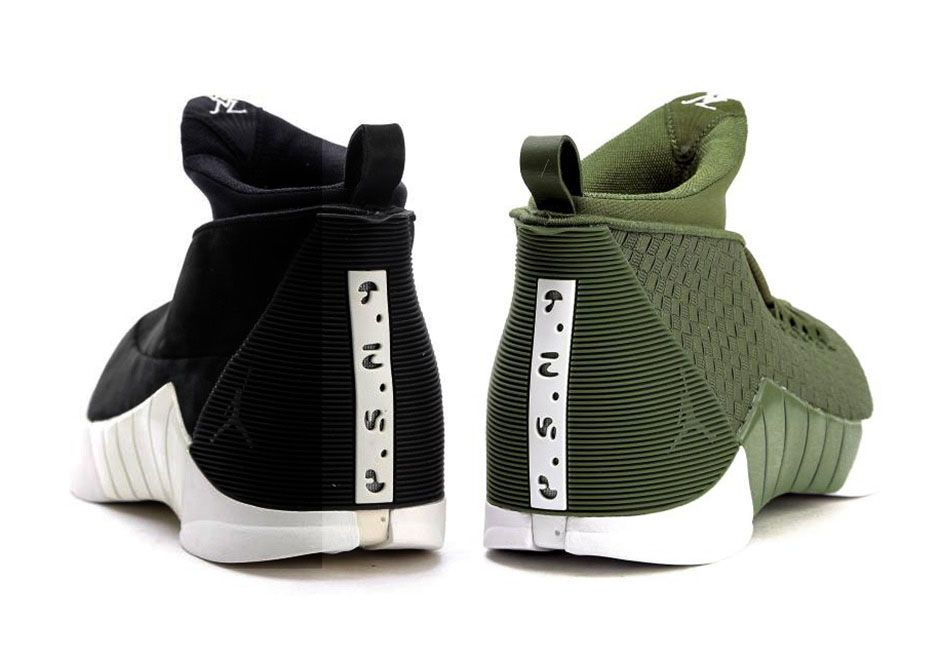 #sneakers #news The PSNY x Air Jordan 15 Retro Is Releasing Worldwide Next  Saturday