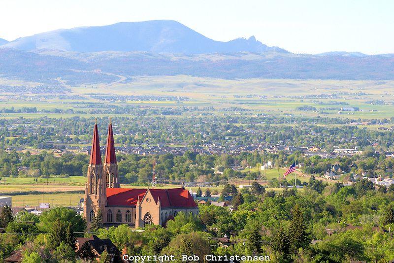 sleeping giant helena mt | Helena Montana Landmarks ...