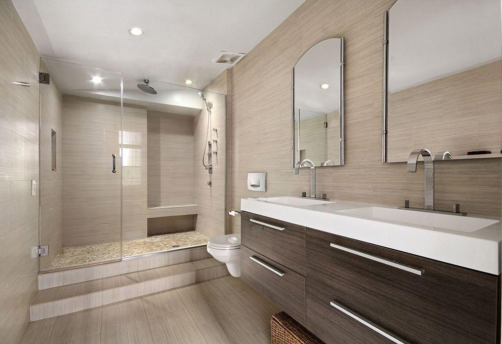Pin By Jennifer Mills On Bathroom Ideas Contemporary Master Bathroom Modern Master Bathroom Modern Bathroom