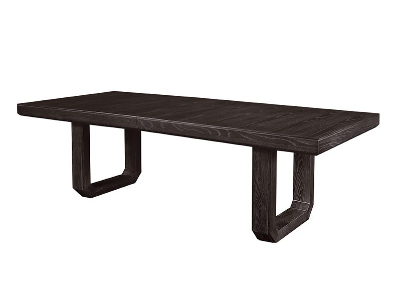 ron fiore century furniture. 854010 oliver dining table ron fiore century furniture a