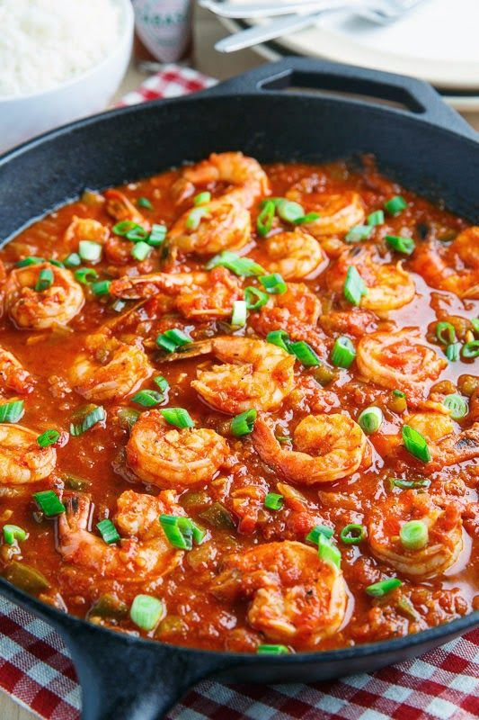 Shrimp Creole | Recipe | Shrimp creole, Mardi gras and Food