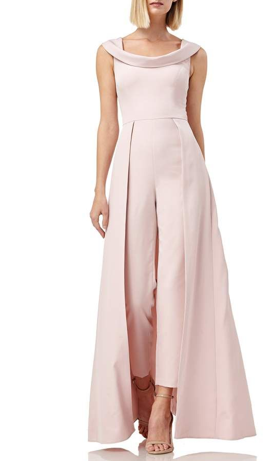 5b298f78b646 Kay Unger Jumpsuit Gown in 2019