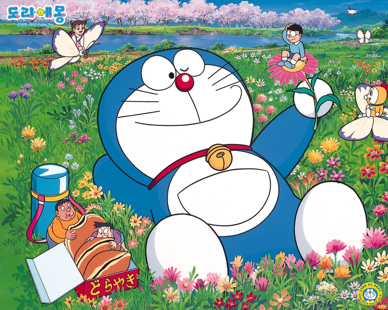 Doraemon Puter Wallpapers Desktop Backgrounds