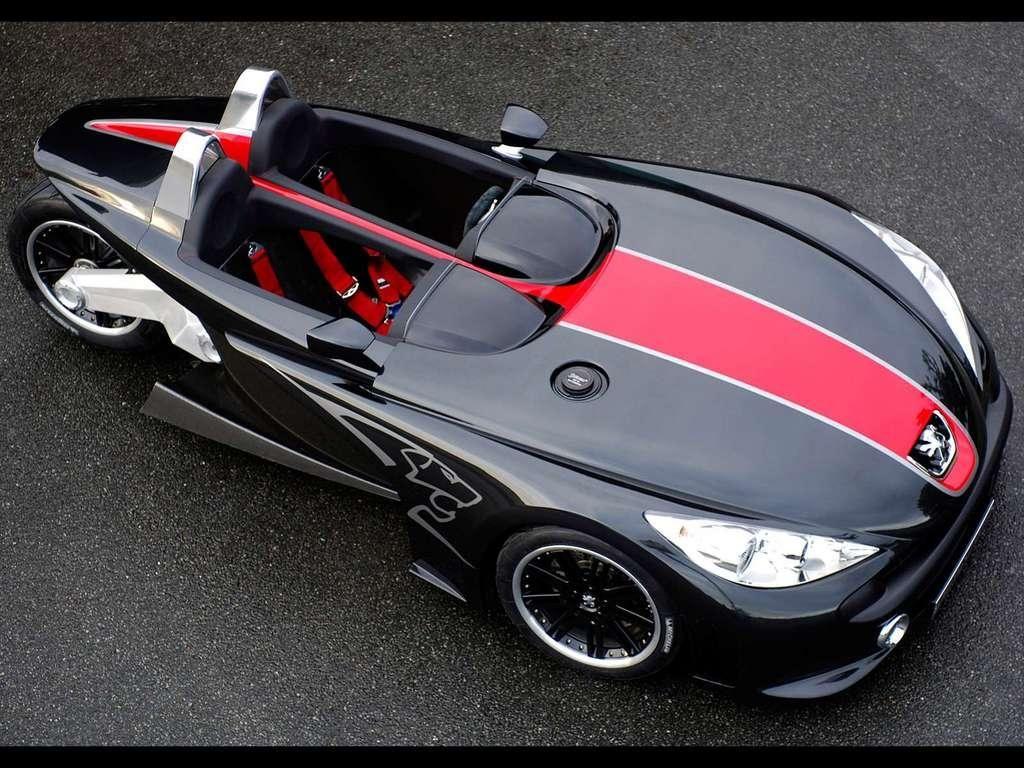 Peugeot 20Cup Concept 4