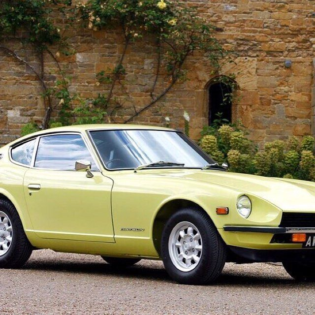 Nissan 240Z 1970 Due To Its Relatively Low Price Compared