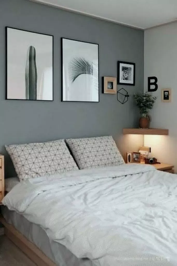 36 Affordable Simple Bedroom Decor Ideas Bedroomideas Bedroomdesign Bedroomdecor Beautiful Hous Home Decor Bedroom Bedroom Interior Small Bedroom Designs