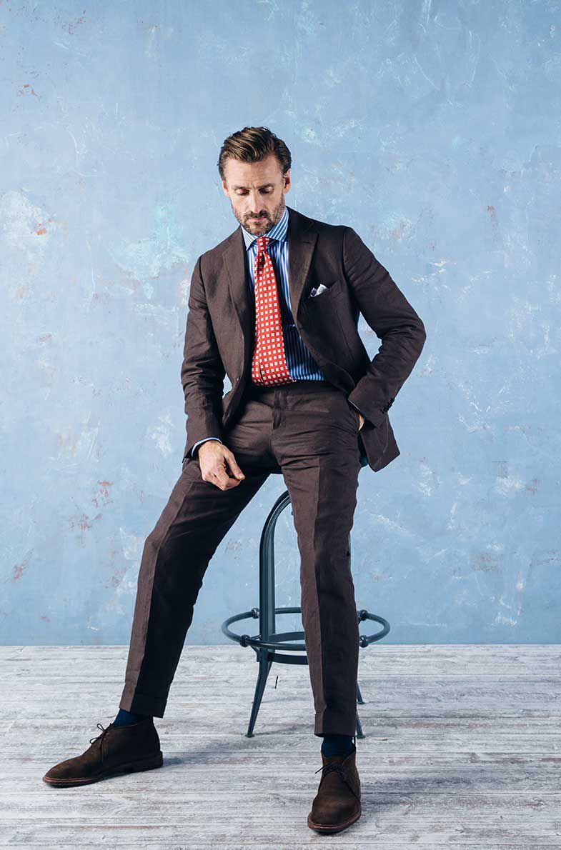 Spring Summer 2017 Lookbook | Wedding suits | Pinterest | Silk ties