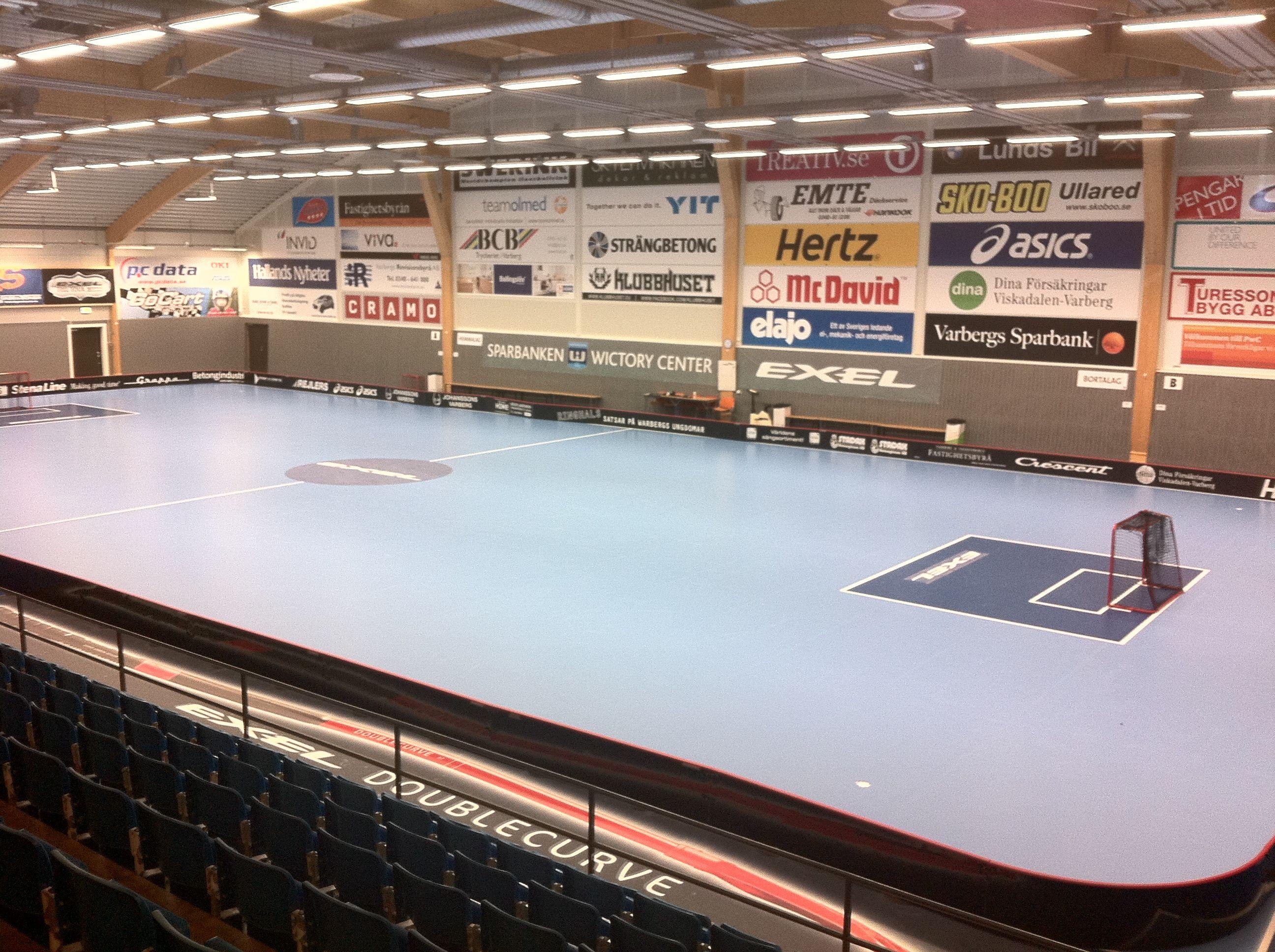Sparbanken Wictory Center Exelplanen Sportsplex Facility My Dream