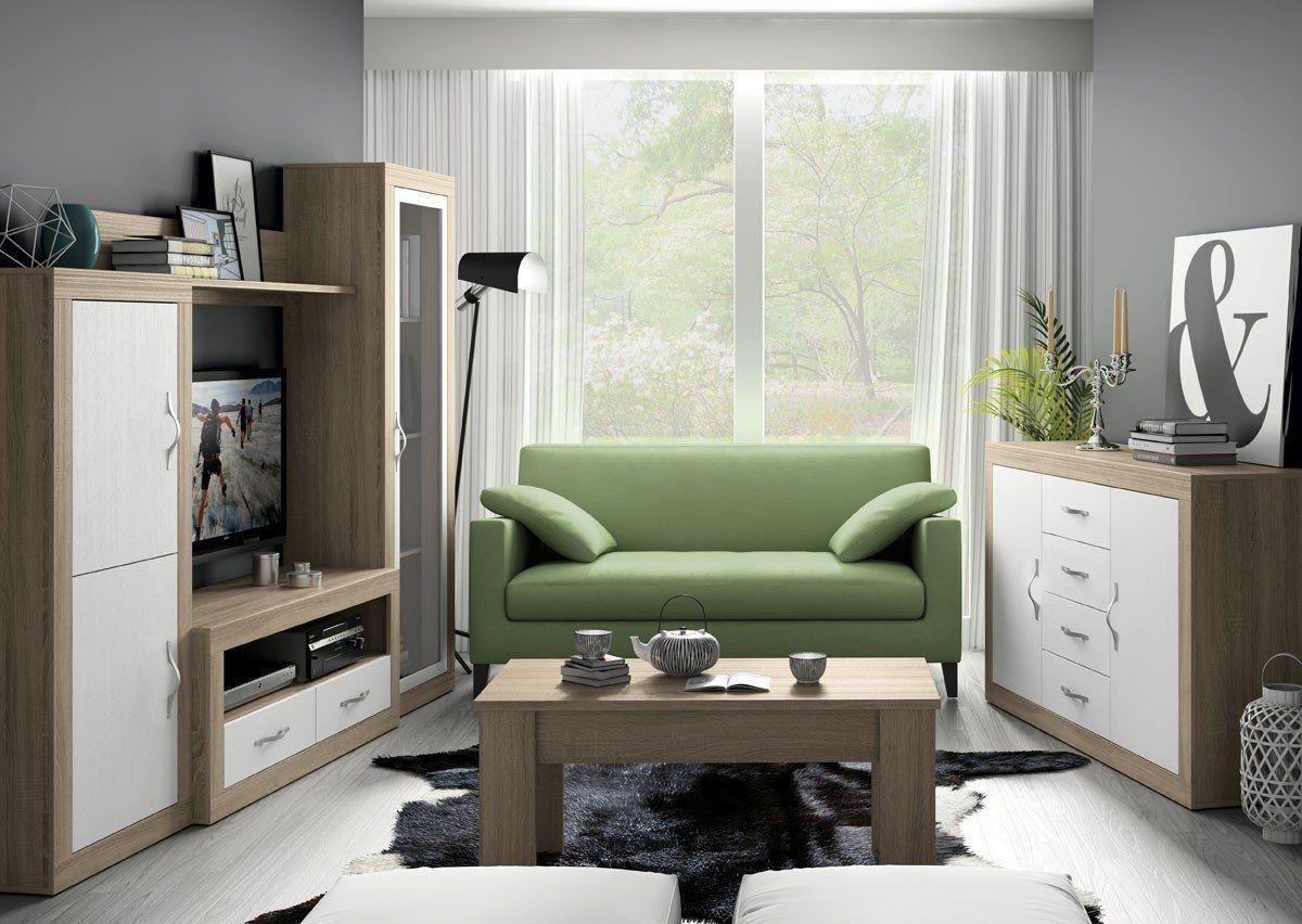 Mueble comedor diseño moderno colonial vintage 60-M155 | small ...