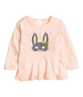6c51db6bee968 Kids | Baby Girl Size 4m–2y | Tops & T-shirts | H&M US | scout ...
