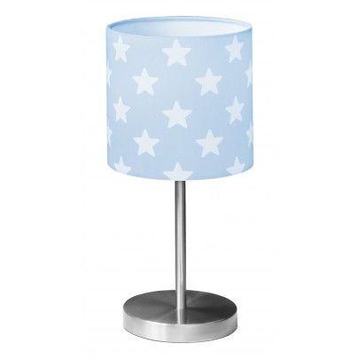 Tafellamp van Kid's Concept. Verkrijgbaar in verschillende kleuren en te combineren met de sterren hanglamp.