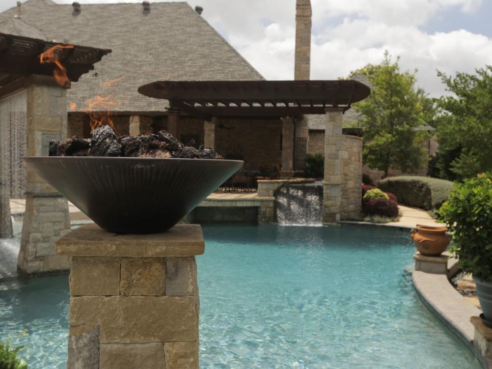 See how pool designers make homeowners' backyard dreams ...