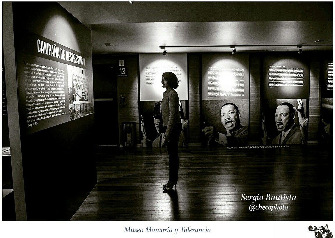 Exposición de Martin Luther King en el Museo Memoria y Tolerancia ...