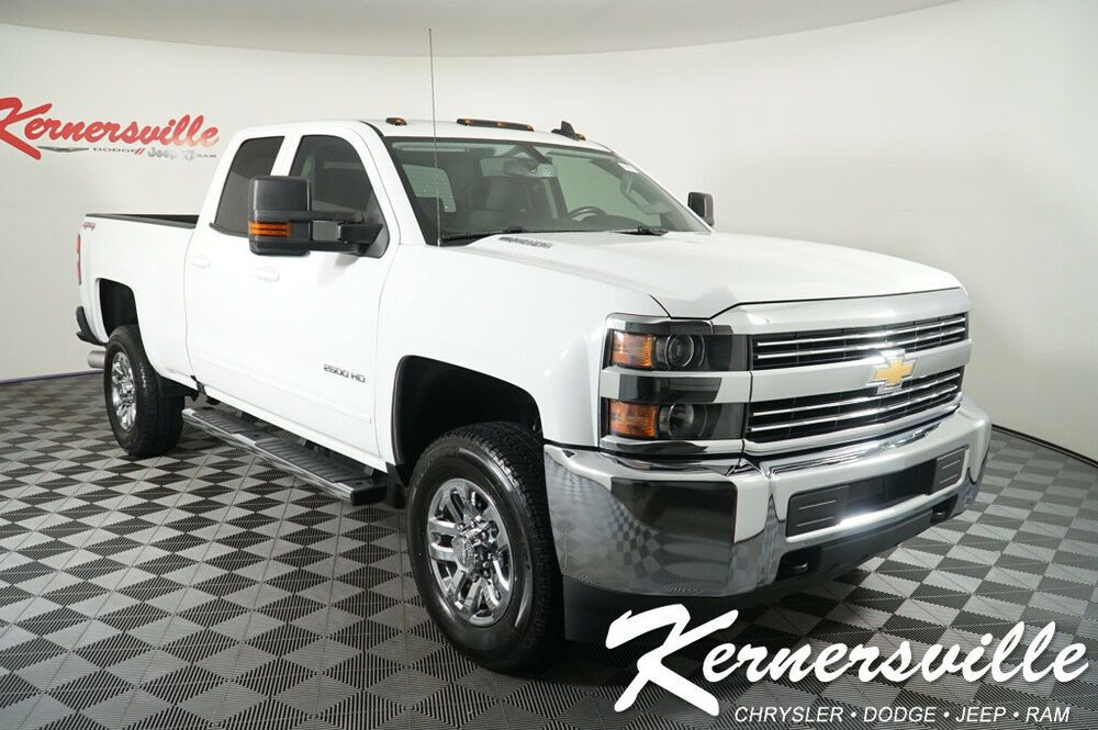 2016 Chevrolet Silverado 2500 LT in 2020 Chevrolet
