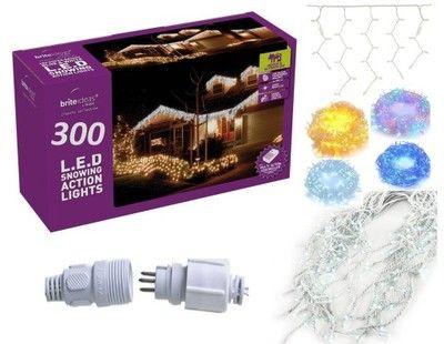 Sople 300 Led Zewnetrzne Ip44 Izolowane 11m Lampki 6519909907 Oficjalne Archiwum Allegro Led Lights