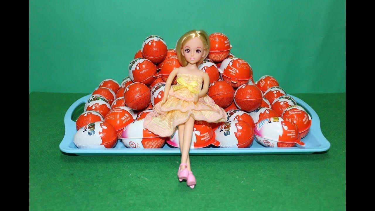 كندر جوي و كندر سبرايز و ليليا 6 بيضات مفاجآت العاب بنات و اولاد Disney Characters Disney Princess Character