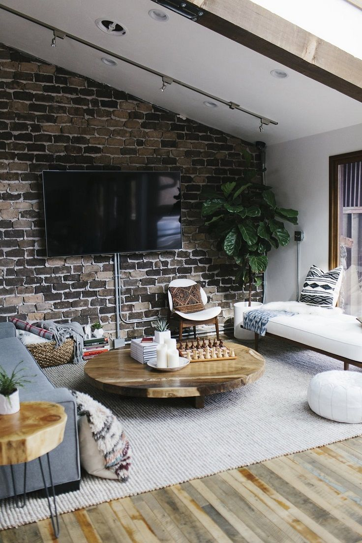 10 Stunning Industrial Interior Ideas for Your Living Room