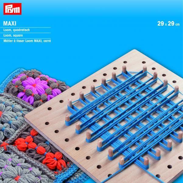 Loom maxi | Martha stewart weaving loom | Pinterest | Telar y Tejido ...