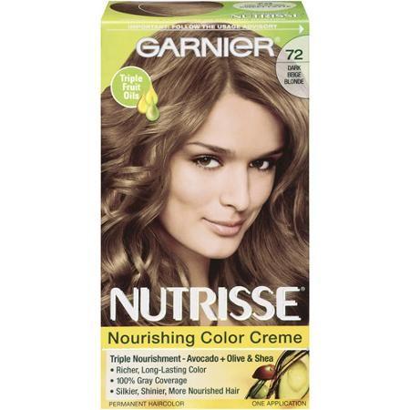 Garnier Nutrisse Haircolor Rubio Beige Cuidado Del Cabello