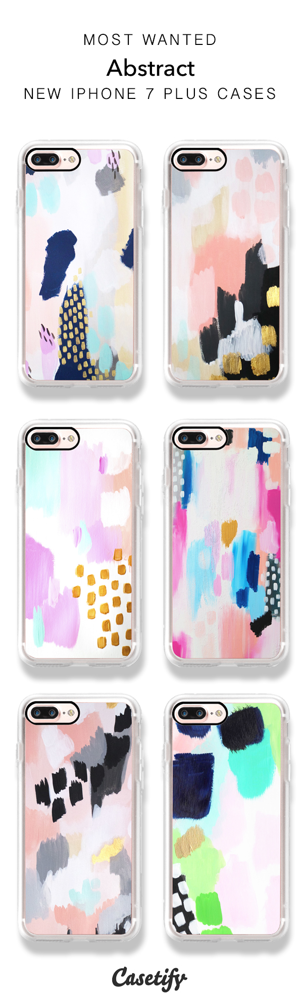Shop the most wanted abstract paint - by Elle and Kay by Laura Fedorowicz >> https://www.casetify.com/zh_HK/byelleandkay/collection