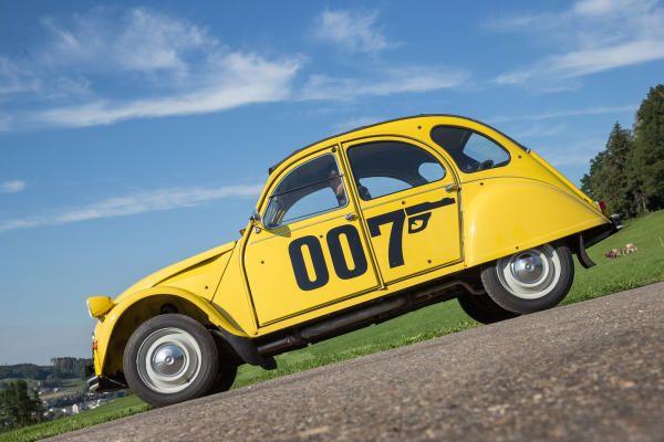20 Minuten Wie James Bond Die Ente Adelte Youngtimer Bond James Bond Autos