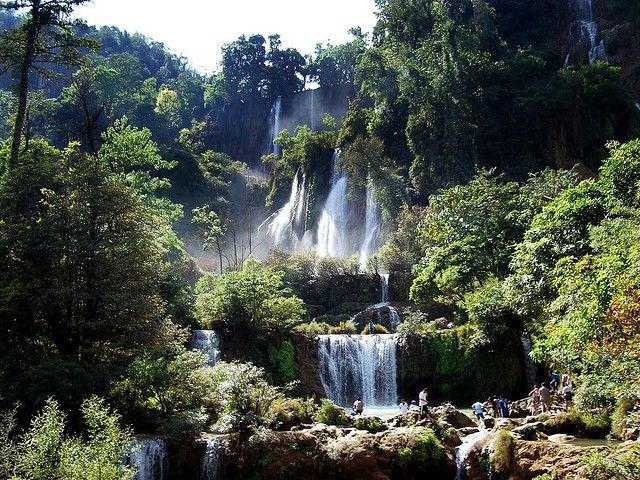 The Most Beautiful Waterfalls In Thailand