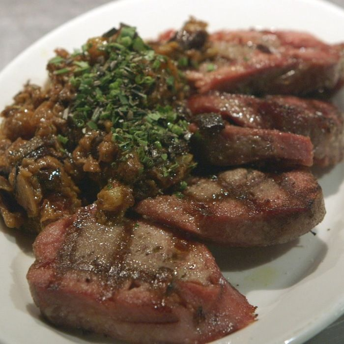 By using very simple brining process and cooking steps, you can have a piece of beef tongue that tastes better than any corned beef you've ever had.