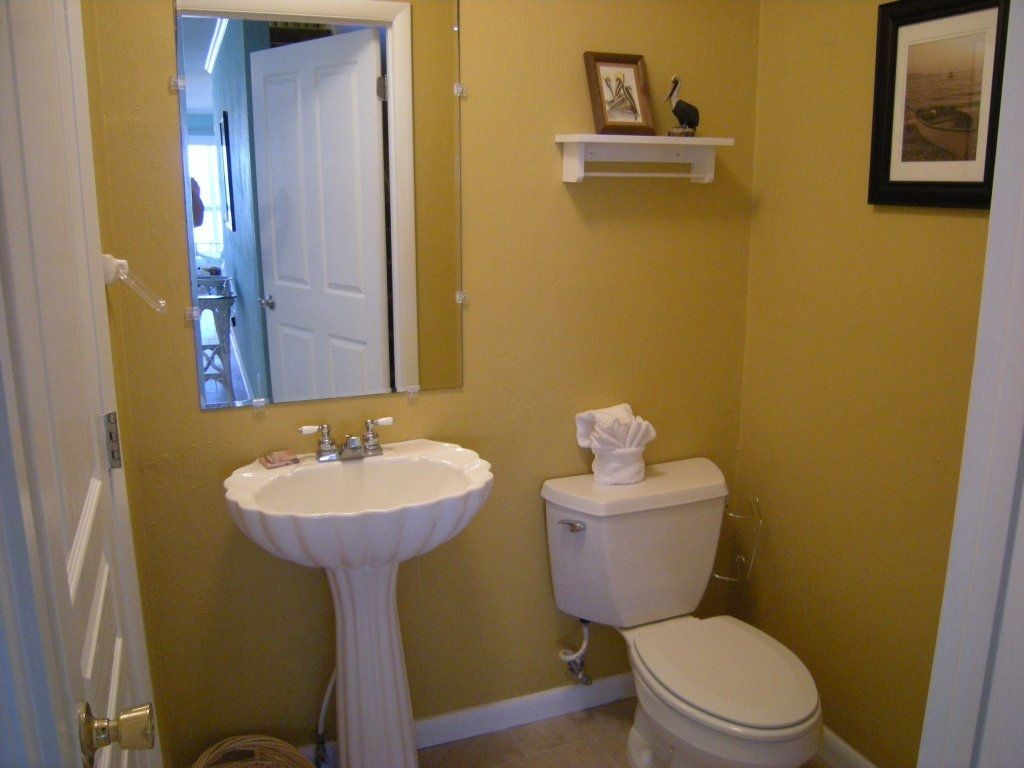 Half Bathroom Design Ideas Unique 26 Half Bathroom Ideas And Design For Upgrade Your House  Yellow Decorating Inspiration
