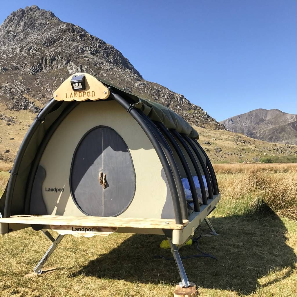 The Cosy Cocoon Glamping Pod Camping Pod Tent Camping Tent