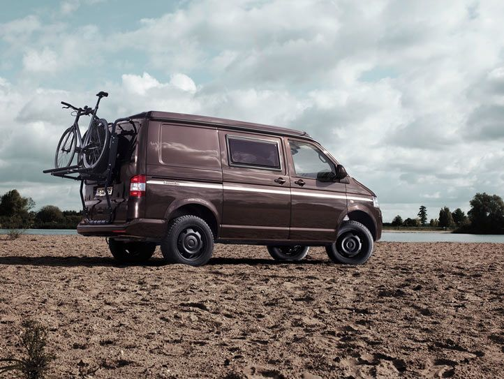 Vw T5 Offroad Camper California Mit Air Suspension