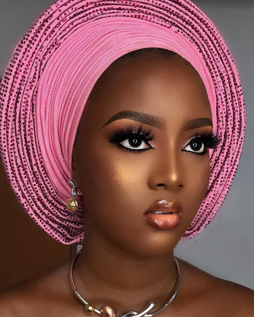 "Nigerian Makeup Artist. on Instagram ""How do you like"