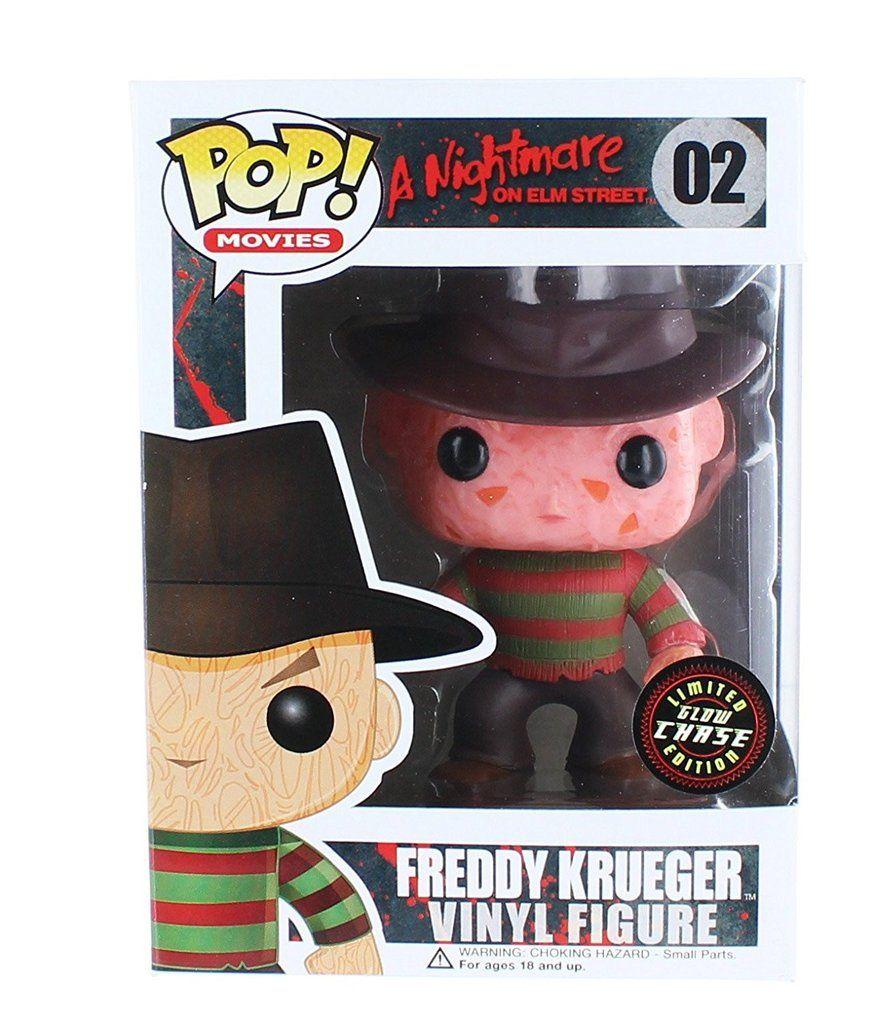 MOVIES: A NIGHTMARE ON ELM STREET Funko POP 2291 FREDDY KRUEGER