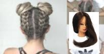 Do you have short hair and are struggling to pull it into a bun? Our guide to pulling off buns for short hair once and for all! #hairupdos : Do you have short hair and are struggling to pull it into a bun? Our guide to pulling off buns for short hair once and for all! #hairupdos #have #short #hair #boxer Braids paso a paso #boxer Braids paso a paso #boxer Braids paso a paso