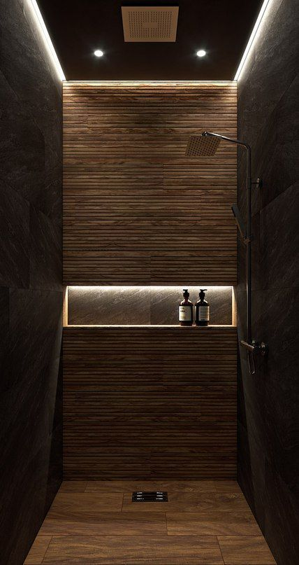 Photo of COCOON dunkle Badezimmer Inspiration | Badarmaturen aus Edelstahl | Inox Wasserhähne …