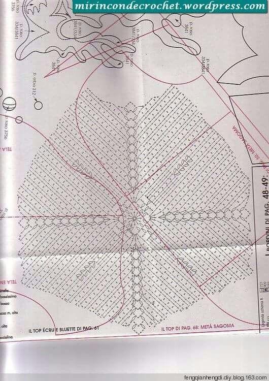 Pin de Leedie Grace en Crochet Clothes | Pinterest | Tops cortos ...
