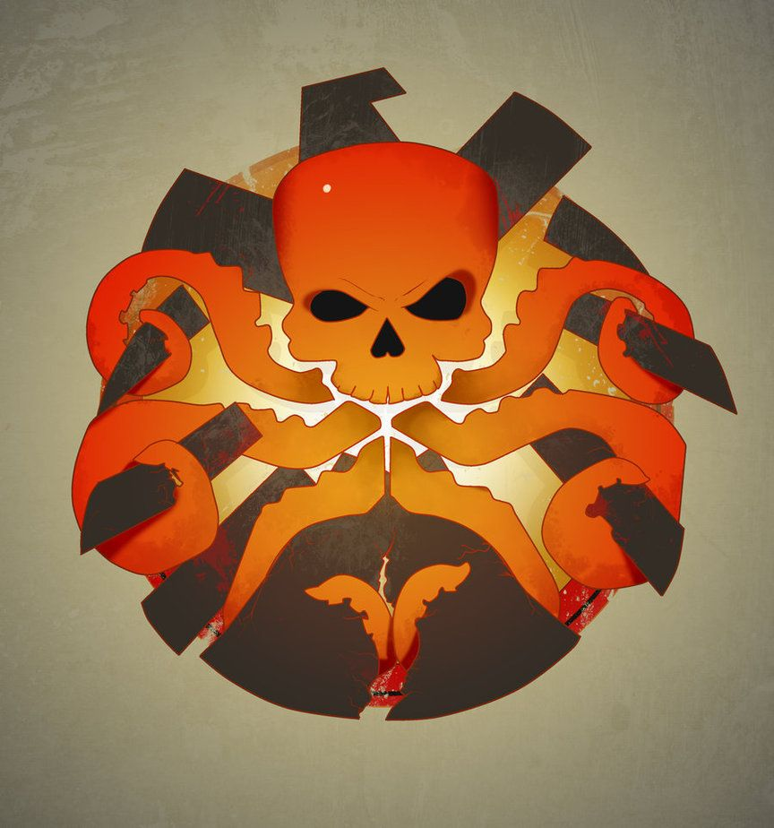 6 Awesome Agents Of Shield Hydra Wallpaper Images