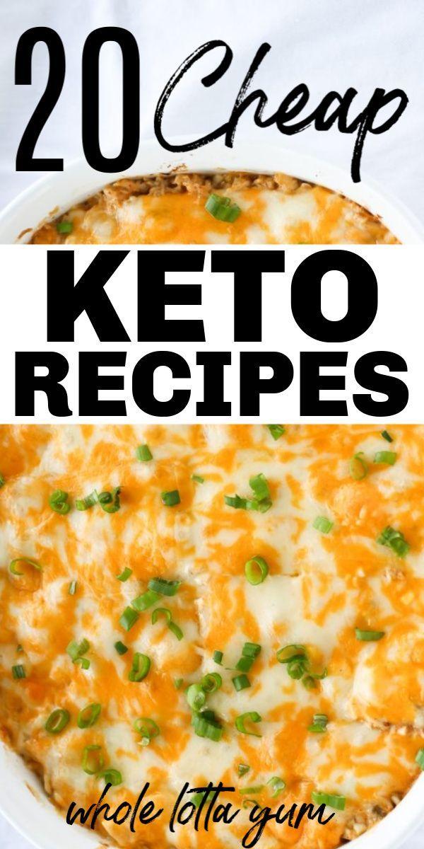 Photo of 20 günstige Keto-Rezepte für Anfänger