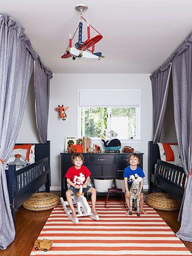 Peek Inside A Playful New York Getaway Kid Room Decor Boy Room Boys Bedrooms