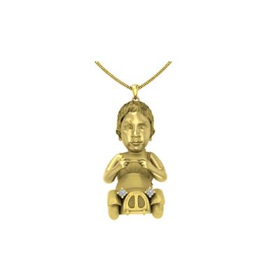 Boy baby pendant innovative ideas for gold pinterest boy baby pendant aloadofball Choice Image