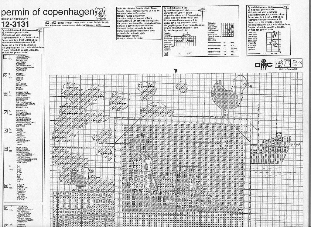Perfecto Patata Crochet Patrón Bufanda De Chip Inspiración - Manta ...