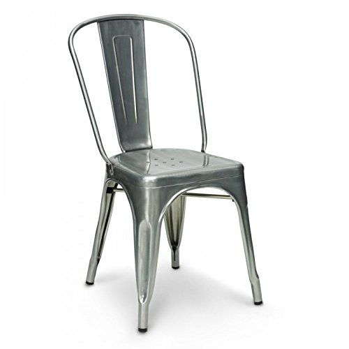 Chaise Design Industriel Pas Cher Tolix Homelisty
