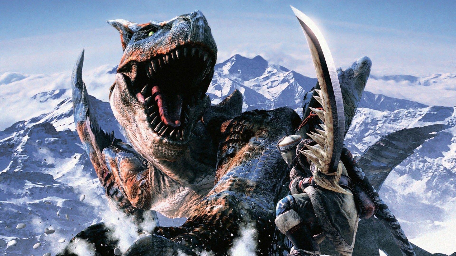 undefined Monster Hunter Backgrounds (36 Wallpapers