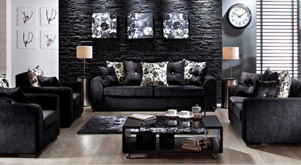 Black Rooms In House | Make Your Room Look Like A Vampireu0027s Room Home Design Ideas